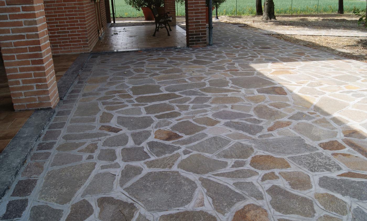 Pavimento In Pietra Calcarea : Perché scegliere i pavimenti in pietra lavorazione pietra giuga