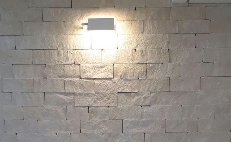 Rivestimenti interni in pietra
