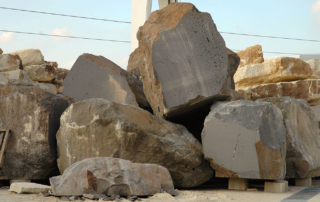 pietra pece di Ragusa